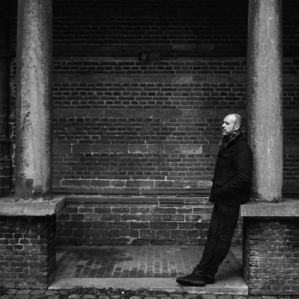 artist photo by Mich Leemans 2018